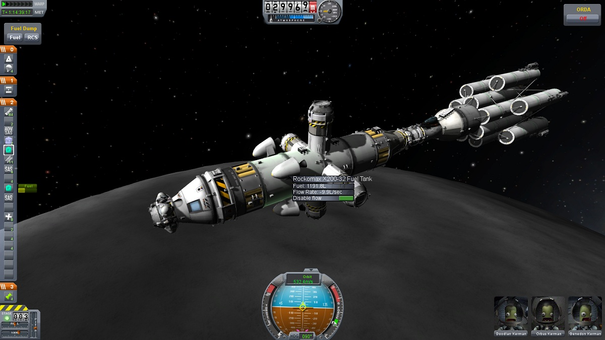 simple rocket kerbal space program - photo #25