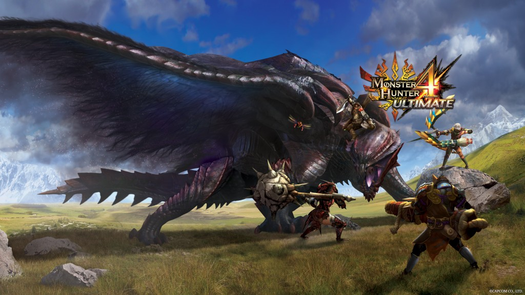 mh4 wepaons