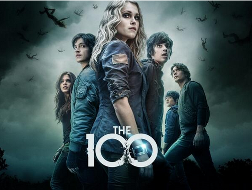 The 100 #1