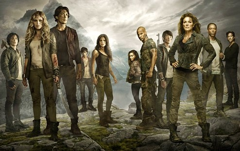 The 100 #3